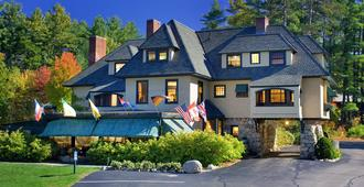 Stonehurst Manor including Dinner and Breakfast - North Conway - Building
