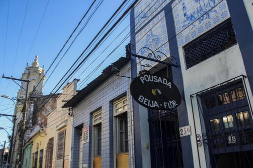 Pousada Beija Flor - Salvador - Näkymät ulkona