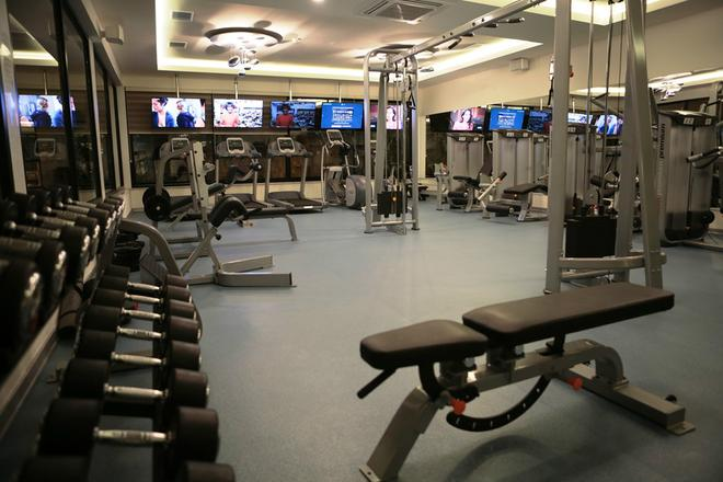 Sunprime C-Lounge Hotel - Adults Only - Alanya - Gym