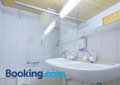 艾爾佩赫福酒店 - 格林德瓦 - 格林德瓦 - 浴室