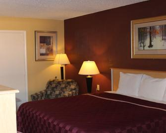The Executive Inn & Suites - Amarillo - Slaapkamer