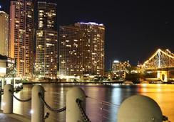 The Cliff House - Brisbane - Outdoor view