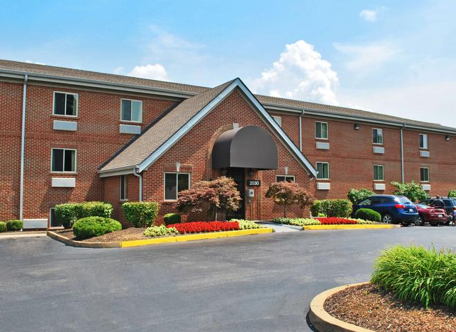 Extended Stay America - St. Louis - Westport - Craig Road - St. Louis - Toà nhà