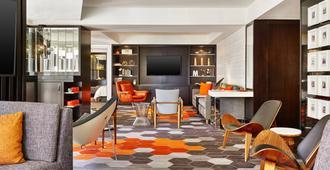 舊金山艾美酒店 - 三藩市 - 舊金山 - 臥室