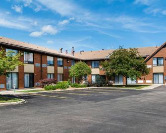 Comfort Inn - Huntsville - Gebäude