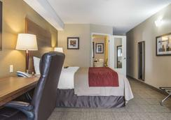 Comfort Inn - Huntsville - Bedroom