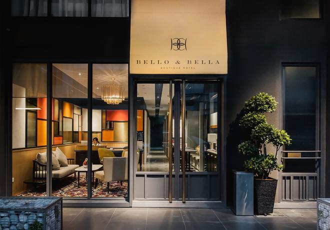 Bello & Bella Boutique Hotel - Kuala Lumpur - Rakennus