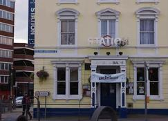 The Station Hotel - Gloucester - Κτίριο