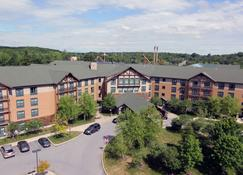 Six Flags Lodge & Indoor Waterpark - Queensbury - Bygning