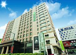 Jinjiang Inn Style Taiyuan Xuefu Street Changzhi Road - Taiyuan - Rakennus