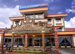 Hotel Nusantara Syariah - Bandar Lampung - Building
