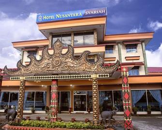Hotel Nusantara Syariah - Bandar Lampung - Edificio
