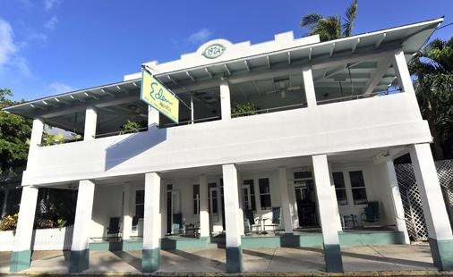 Eden House - Key West - Κτίριο