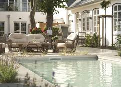 Hotel Hof Galerie - Rantum - Zwembad