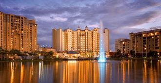 Wyndham Grand Orlando Resort Bonnet Creek - Celebration - Building