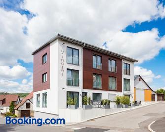 Vinotel Heinz J. Schwab - Bretzfeld - Building