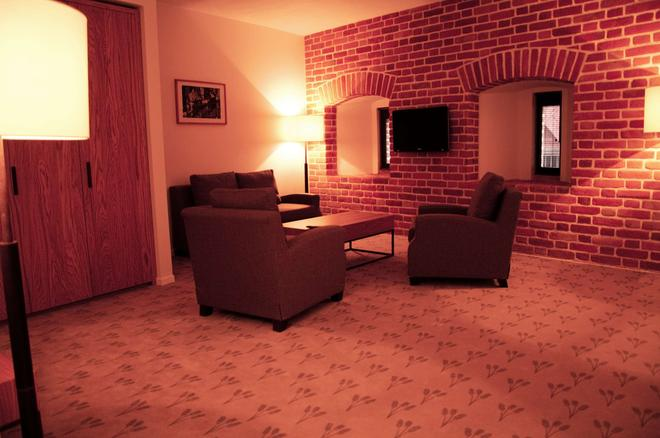 The Granary - La Suite Hotel - Wroclaw - Living room