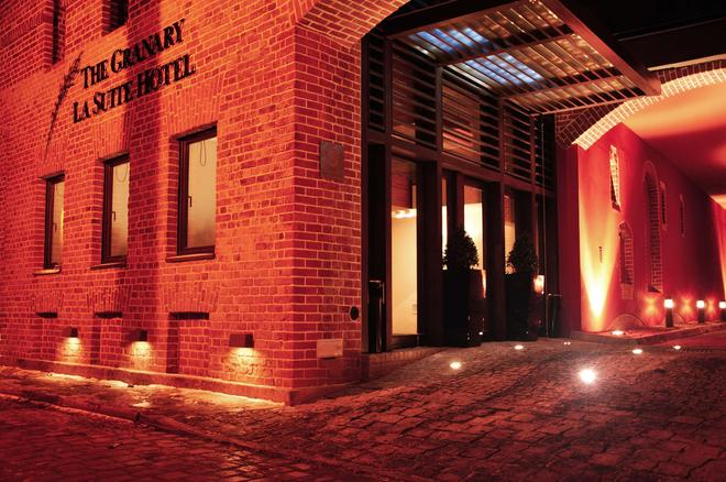 The Granary - La Suite Hotel - Wroclaw - Building