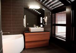 The Granary - La Suite Hotel - Wroclaw - Bathroom