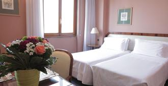 Hotel Bristol - מילאנו - חדר שינה