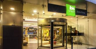 Ibis Styles Mexico Zona Rosa - Mexico by - Bygning