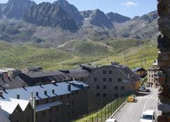 Apartamentos Borruscall - El Pas de la Casa - Outdoor view
