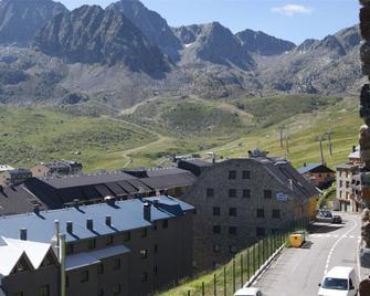 Apartamentos Borruscall - El Pas de la Casa - Θέα στην ύπαιθρο