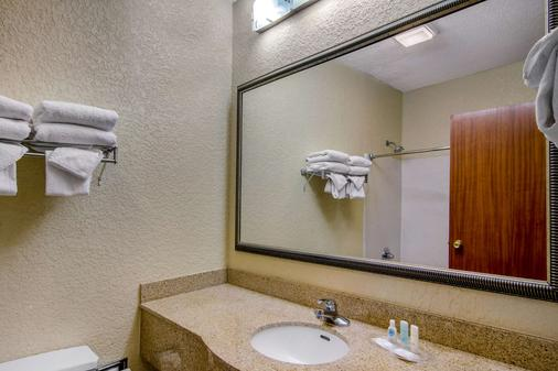 Clarion Suites Duluth I-85 - Duluth - Bathroom