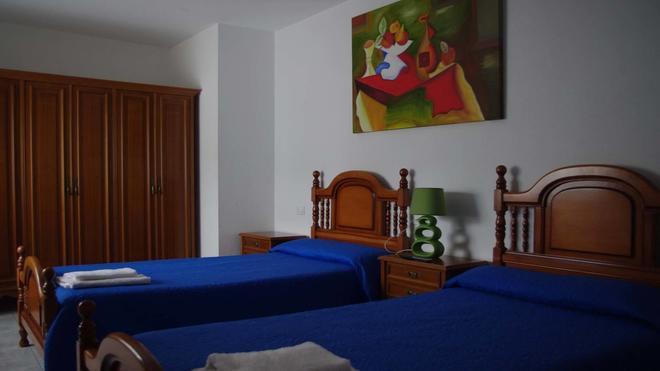Pension Casa Curro - Palas de Rey - Bedroom