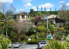 Waitomo Caves Guest Lodge - Waitomo - Außenansicht