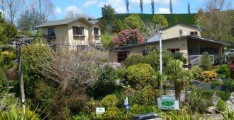 Waitomo Caves Guest Lodge - Waitomo - Outdoor view