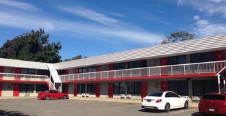 New Plaza Motel - Τορόντο - Κτίριο