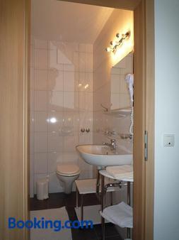 Hotel Echinger Hof - Buch am Erlbach - Bathroom
