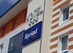 Kyriad Pontarlier - Pontarlier - Building