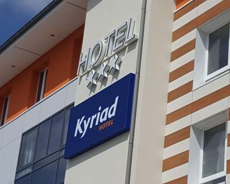 Kyriad Pontarlier - Pontarlier - Edificio