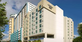 Homewood Suites by Hilton Miami Downtown/Brickell - Miami - Building