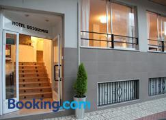 Hotel Bosquemar - Benicàssim - Building