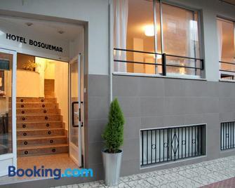 Hotel Bosquemar - Benicàssim - Gebäude