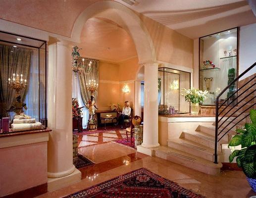 Hotel Bonvecchiati - Венеция - Лобби