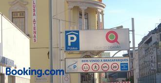 Residencial Lusa Atenas - Coimbra - Edifício