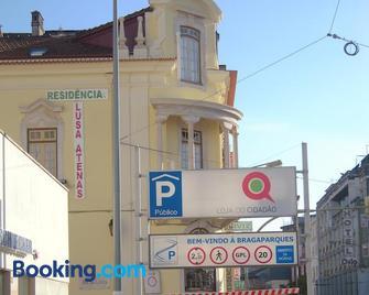 Guesthouse Lusa Atenas - Coimbra