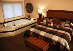 Lodge at Leathem Smith - Sturgeon Bay - Bedroom