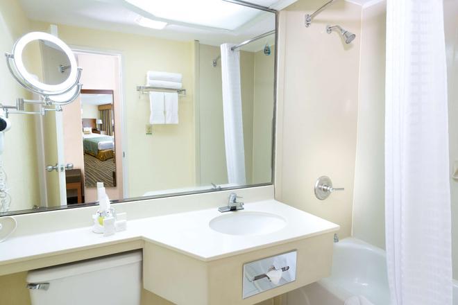 Best Western Plus San Jose - San José - Bathroom