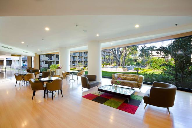 Best Western Plus San Jose - San José - Lounge