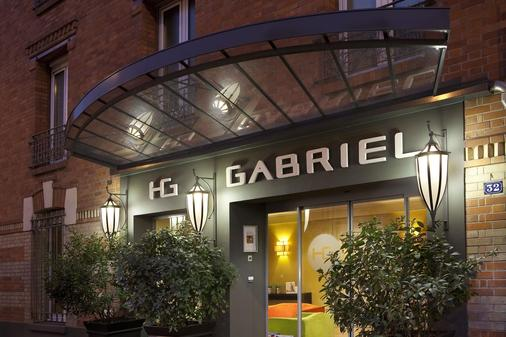 Hotel Gabriel Issy Paris - Issy-les-Moulineaux - Κτίριο