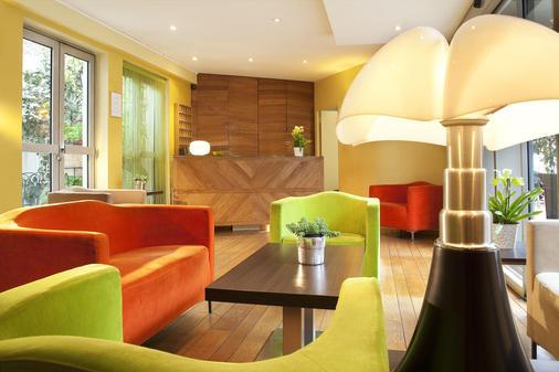 Hotel Gabriel Issy Paris - Issy-les-Moulineaux - Ρεσεψιόν