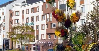 Brit Hotel Tours Sud - Le Cheops - Joue-les-Tours - Edificio