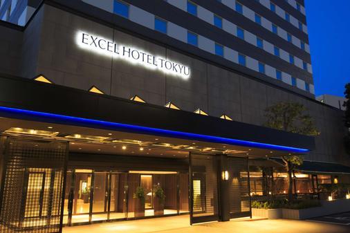 Matsue Excel Hotel Tokyu - Matsue - Toà nhà