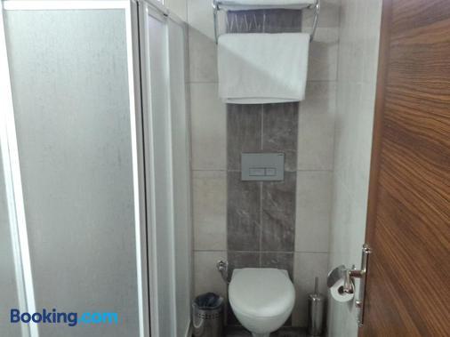 貝拉馬里迪莫酒店 - 帕莫卡萊 - 浴室