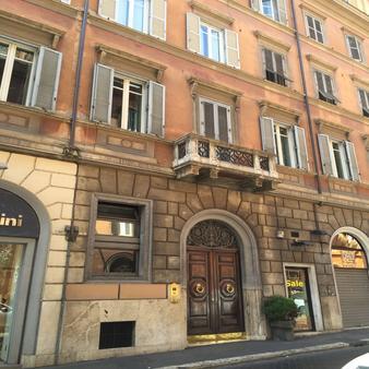 QT Suites & Apartments - Sistina - Рим - Здание